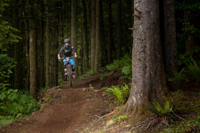 Photo of Sierrah UMHAUER at Capitol Forest, WA