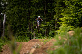 Photo of Cole LANDRENEAU at Capitol Forest, WA