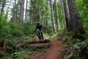 Photo of Ingrid LAROUCHE at Capitol Forest
