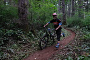 Photo of Alex WALKER at Capitol Forest