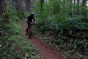 Photo of Austin HEMPERLEY at Capitol Forest, WA