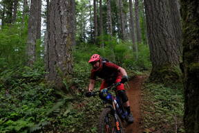Photo of Amy MORRISON at Capitol Forest, WA