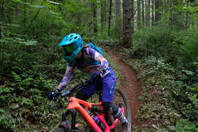 Photo of Rider Sweeper at Capitol Forest