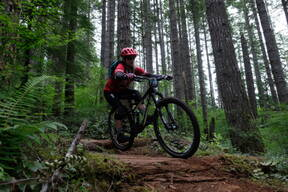 Photo of Jayme HILL at Capitol Forest