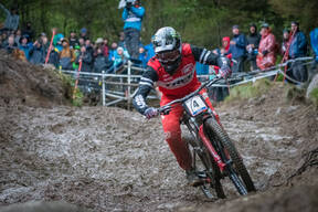 Photo of Charlie HARRISON at Fort William