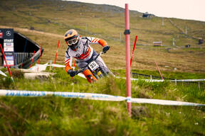 Photo of Mick HANNAH at Fort William