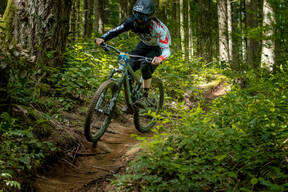 Photo of Ryan WESTERMANN at Capitol Forest, WA