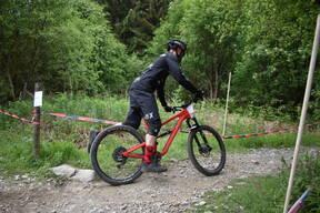 Photo of Piotr NOSEWICZ at Llandegla