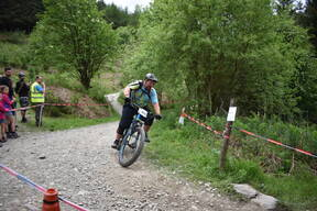 Photo of Gary MCCLEAN at Llandegla