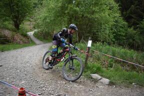 Photo of Ian HAMPSON at Llandegla