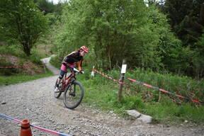Photo of Katie HESDEN at Llandegla
