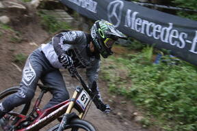 Photo of Luca SHAW at Fort William