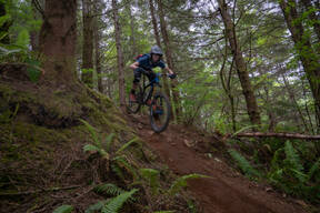 Photo of Tanner WESCOTT at Capitol Forest, WA