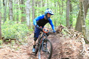 Photo of Mike FOWLER at Thunder Mountain, MA