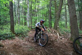 Photo of Rachel PAGEAU at Thunder Mountain, MA