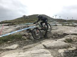 Photo of Ben WALLACE at Fort William