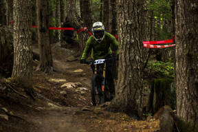 Photo of Elisabeth PETERSILIE at Whistler