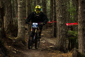 Photo of Jake SAPSFORD at Whistler