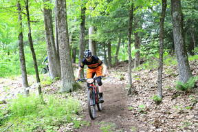 Photo of Alex BOYNTON at Thunder Mountain, MA