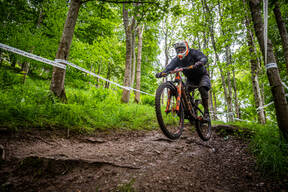 Photo of Andrew SETCHFIELD at Innerleithen