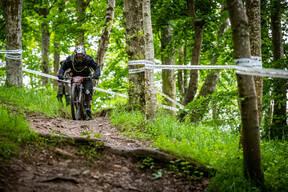 Photo of David WINTON at Innerleithen