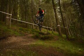 Photo of Shane BOYLEN at Innerleithen