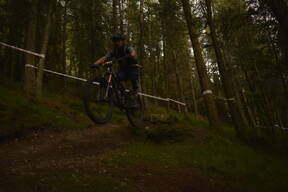 Photo of Paul GREENWAY at Innerleithen