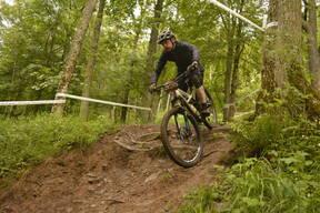 Photo of Phil HAYTON at Innerleithen