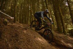 Photo of Robbie DOWSON at Innerleithen