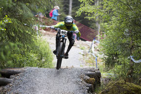 Photo of Evan MACDONALD (yth) at Fort William