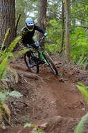 Photo of Brayden STAFFORD at Capitol Forest, WA
