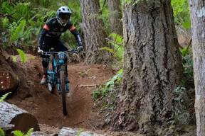 Photo of Parker CASAZZA at Capitol Forest, WA