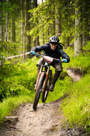 Photo of Tracy MOSELEY at Innerleithen