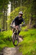 Photo of Fraser RAE at Innerleithen