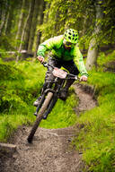 Photo of Andy WOOD (vet) at Innerleithen