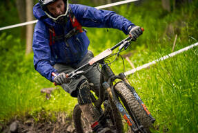 Photo of Justin HILL at Innerleithen