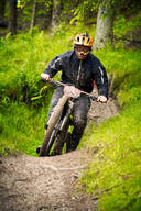 Photo of Ben CLARKE (mas2) at Innerleithen