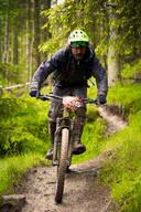 Photo of Scott HARRISON at Innerleithen