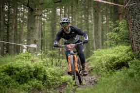 Photo of Ben GOULDING at Innerleithen
