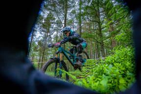 Photo of Pete HOGGAN at Innerleithen