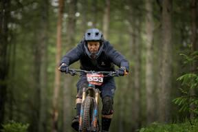 Photo of Jake LOMAX at Innerleithen