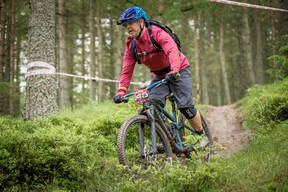 Photo of Marcus NORRIS at Innerleithen