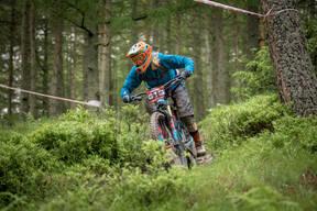 Photo of Kirsten THOMSON at Innerleithen