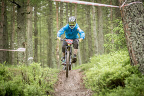 Photo of Chris FROST at Innerleithen