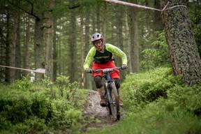 Photo of Michael MCCLUSKEY (1) at Innerleithen