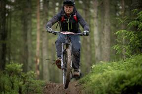 Photo of Thomas STEELE at Innerleithen