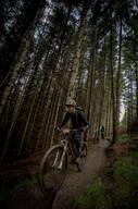 Photo of David MARTIN at Innerleithen