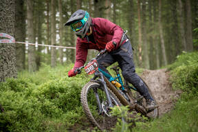 Photo of Gareth FLEMING at Innerleithen