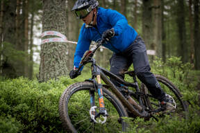 Photo of Mark NIXON at Innerleithen