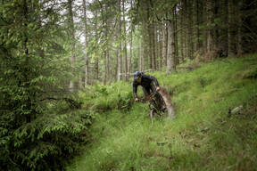 Photo of Oliver DRAFFAN at Innerleithen